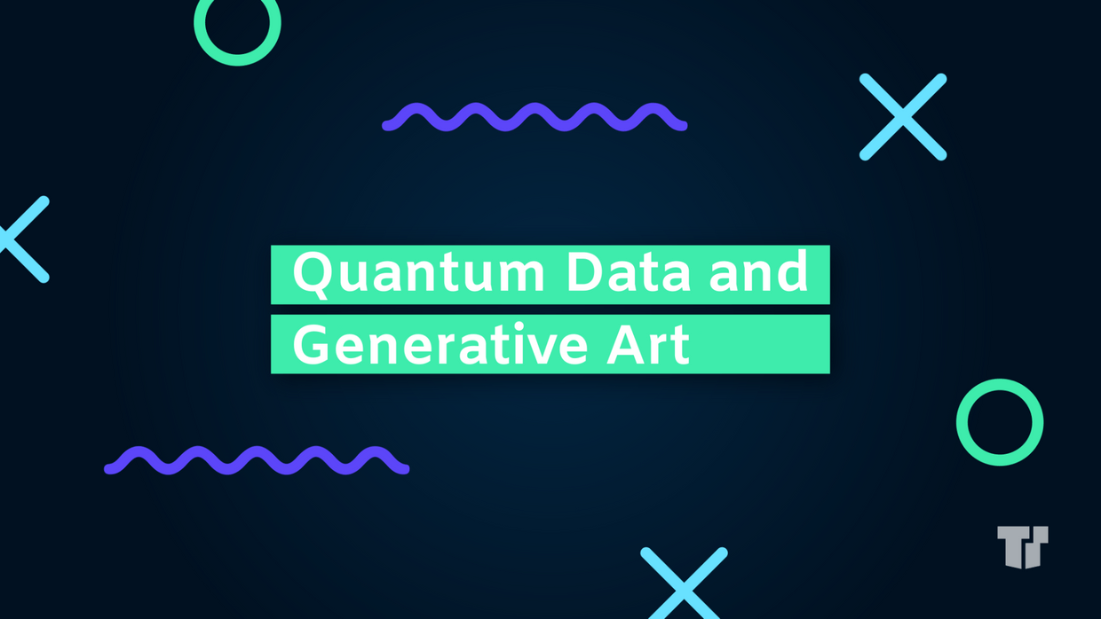 The Art of Quantum Data cover image
