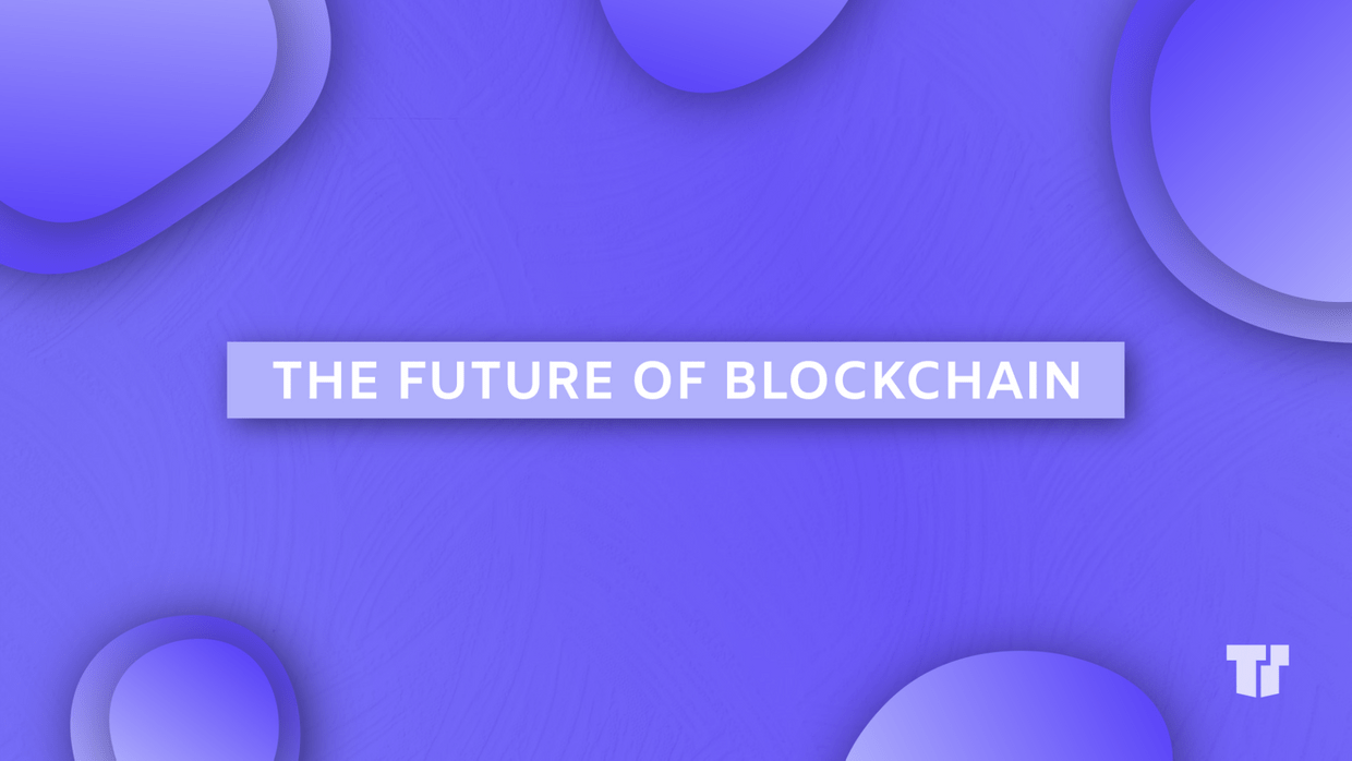 The Future of Blockchain cover image