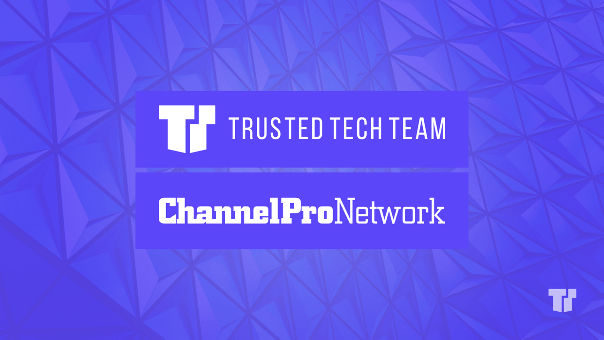 Trusted Tech Team is a Vendor to Watch cover image