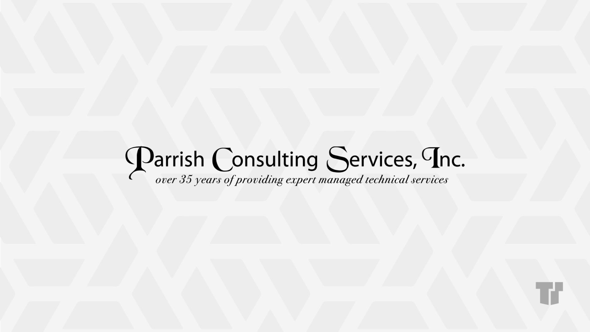 Parrish Consulting Services cover image