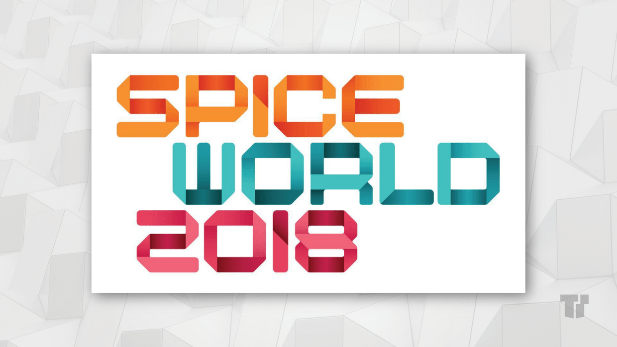 Spiceworld 2018 cover image