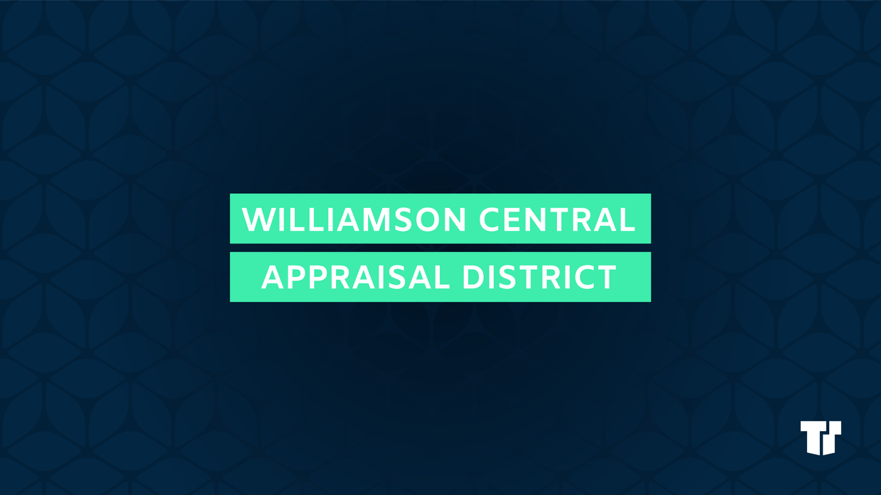 Williamson Central Appraisal District cover image