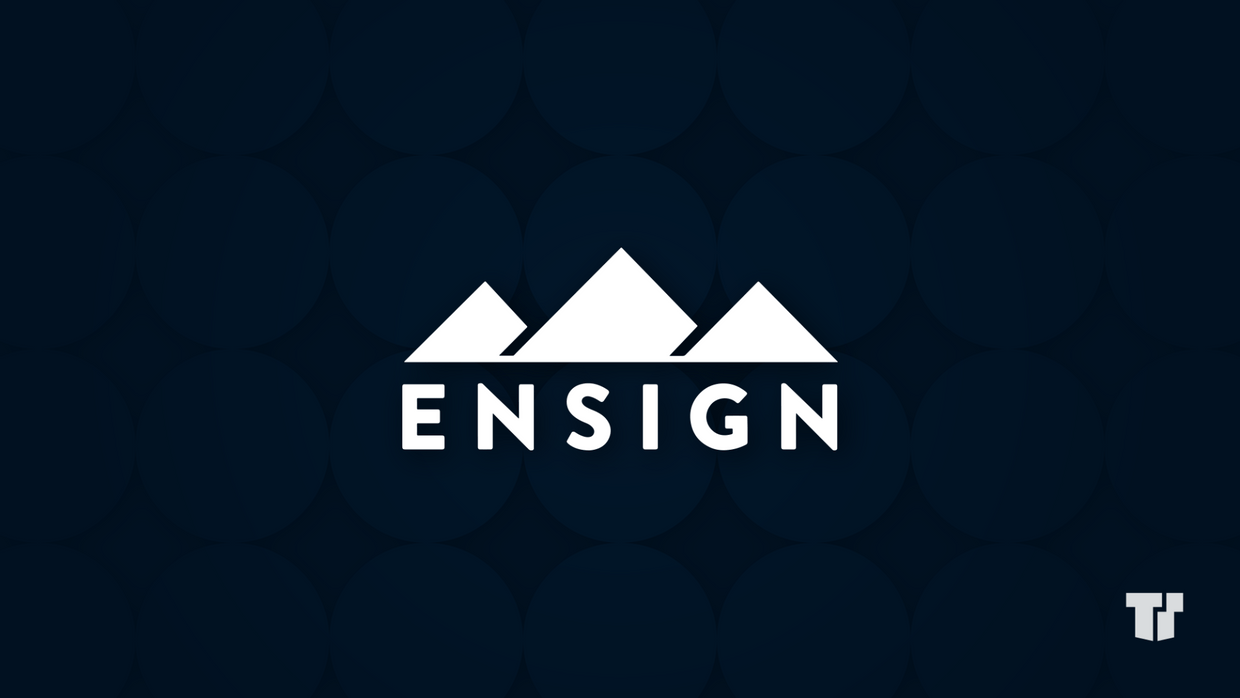 Ensign cover image