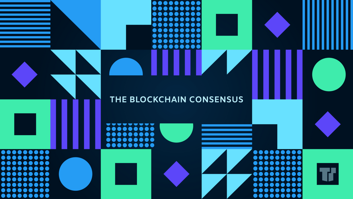 The Blockchain Consensus cover image