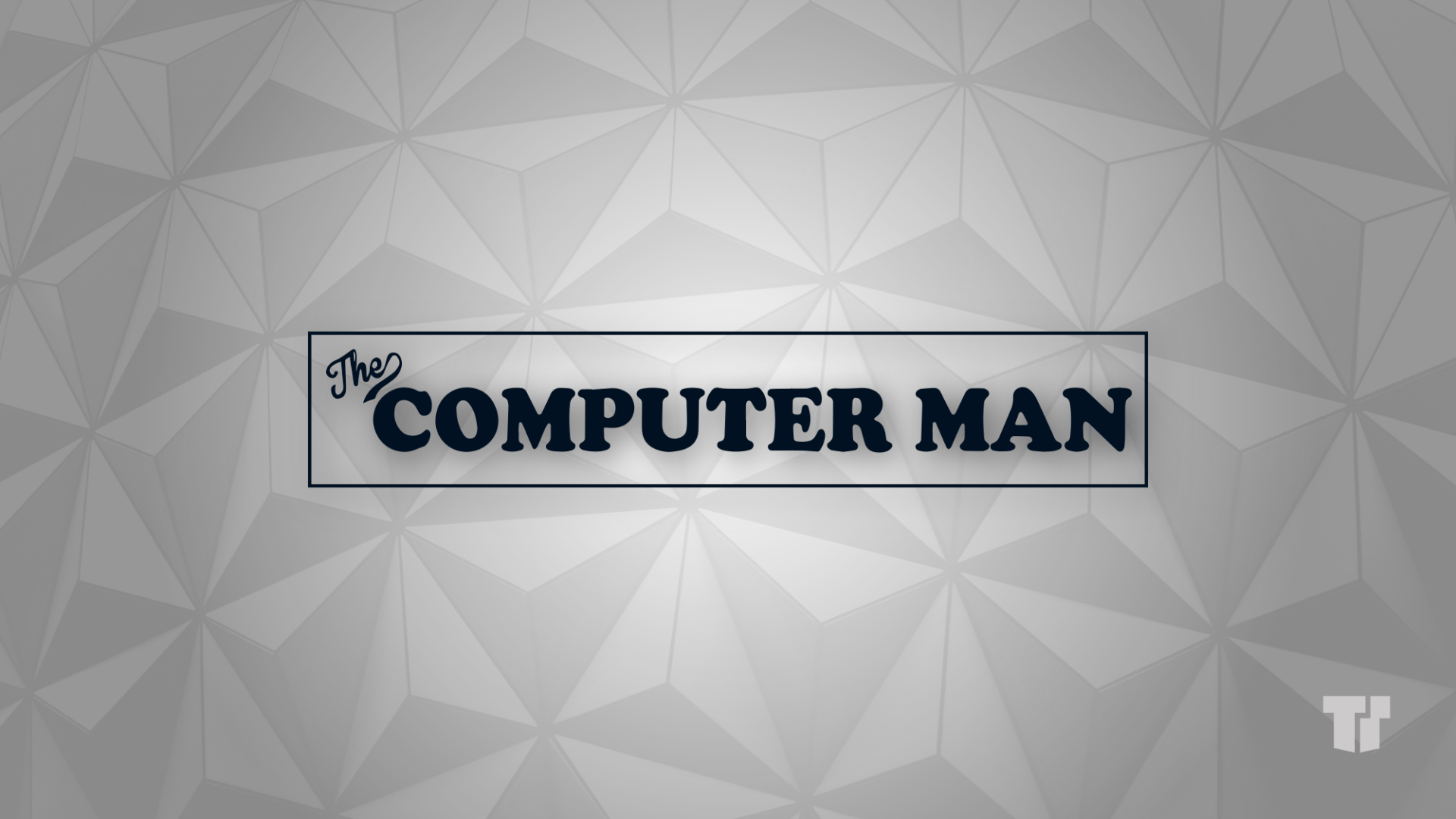 The Computer Man cover image